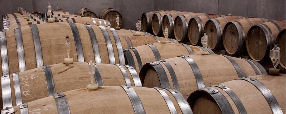 Fontaines à vin, Magnums - Cave des Rouvres, La Chapelle-de-Guinchay